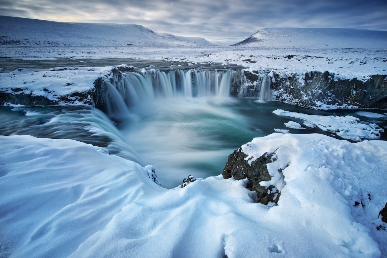 Work and travel Iceland